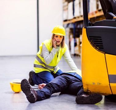 Indemnisation accident travail Paris 9